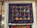 Salamander Quilt, Out of Africa show in London ON, 2013